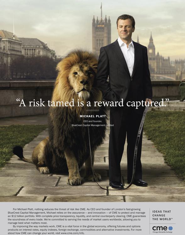 CME Lion London